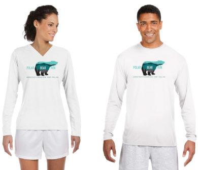 NEW 2018 Polar Bear Run Shirt